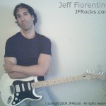 Hollywood Session Guitarist Jeff Fiorentino of JFRocks.com