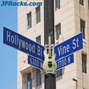 Hollywood and Wine - New Hard Rock by Guitarist Jeff Fiorentino & JFRocks.com