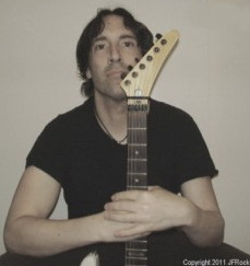 Hollywood Session Guitarist Jeff Fiorentino - ASCAP